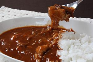 会津地鶏クリームシチュー&会津地鶏ハヤシ